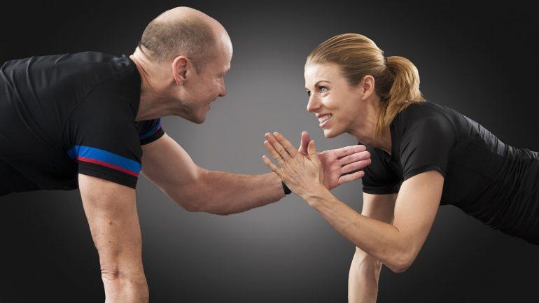 Et si vous faisiez confiance à un coach sportif pour de la remise en forme ?